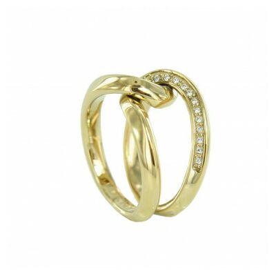DKNY női gyűrű NJ1495 méret 18