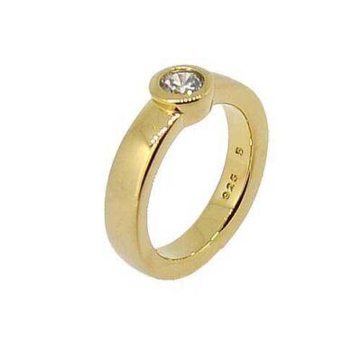 Esprit női ezüst gyűrű 925-ös, méret 17