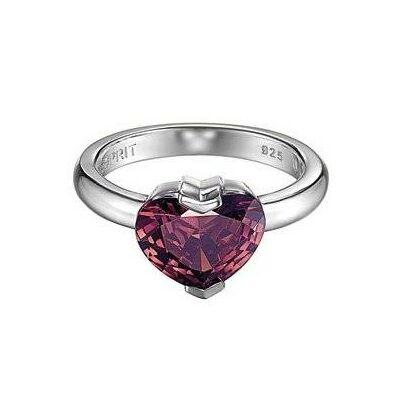 Esprit női gyűrű ezüst méret 16 Love Berry