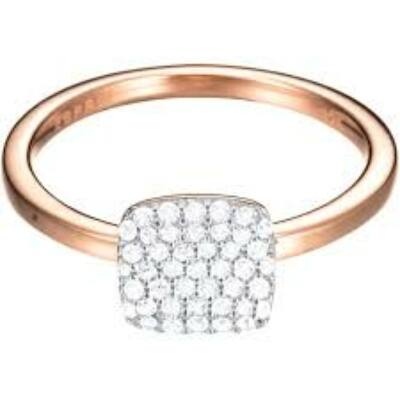 Esprit női ezüst gyűrű 925-ös, méret 19  Square