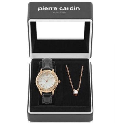 Pierre Cardin óra-ékszer ajándék szett PCX6556L290