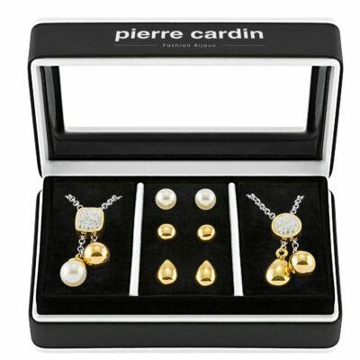 Pierre Cardin nyaklánc és fülbevaló ékszer szett PXX6868