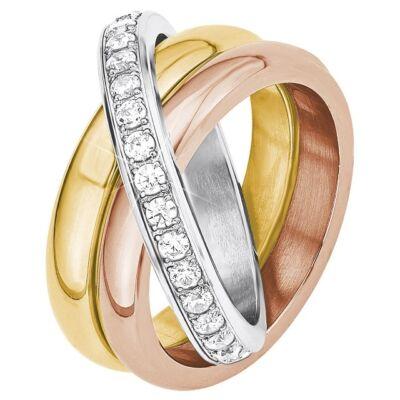 S.Oliver női gyűrű méret 16.5, 17 és 18