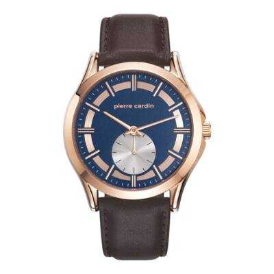 Pierre Cardin férfi karóra PC107851F03 Botzaris Rose Gold