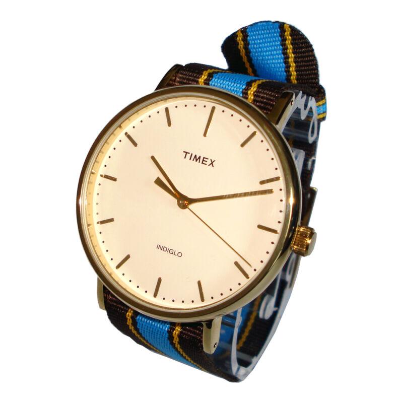 Timex Fairfield Gold ABT523 férfi karóra