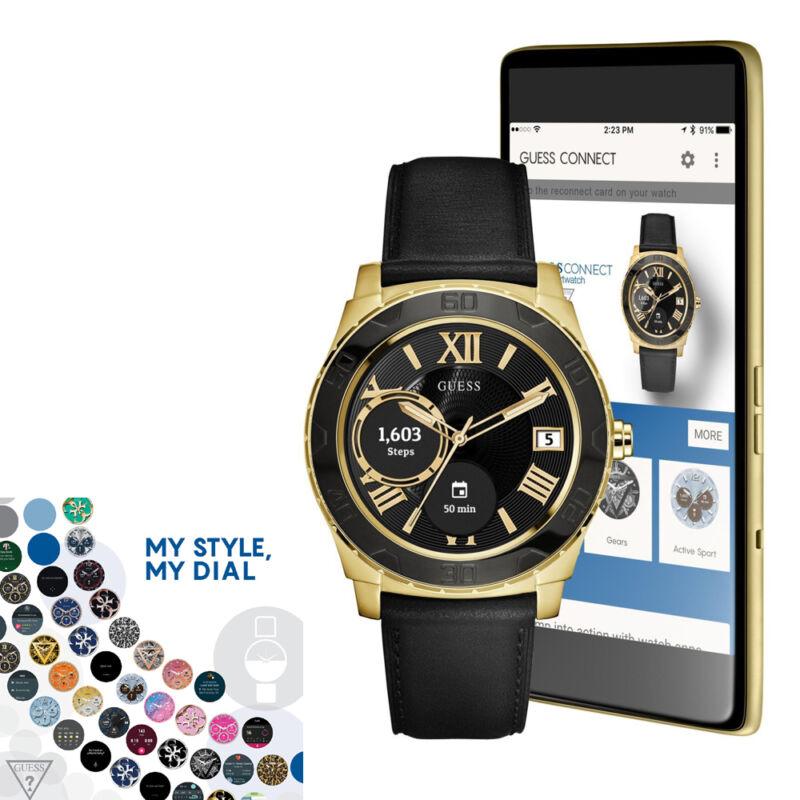 Guess Connect Ace C1001G3 férfi karóra Smartwatch