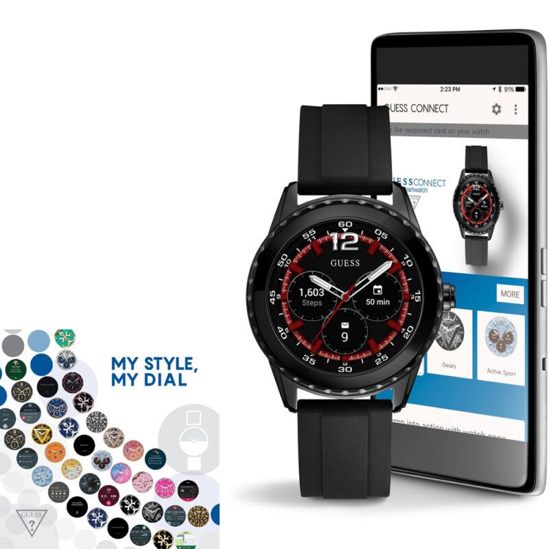 Guess Connect Cassidy C1002M1 női karóra Smartwatch