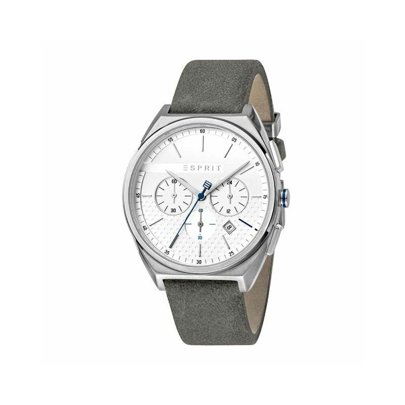 Esprit ES1G062L0015 Slice Chrono Silver Grey férfi karóra Chronograph