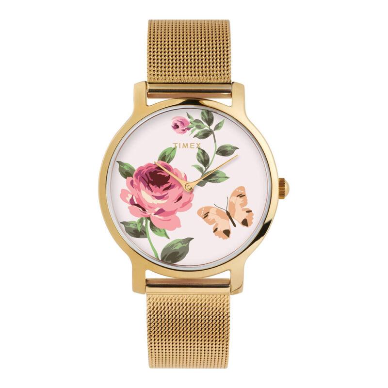 Timex Full Bloom TW2U19100 női karóra