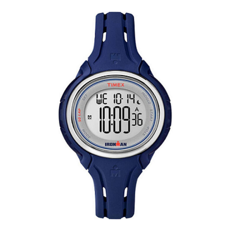Timex Ironman Sleek 50 TW5K90500 női karóra Chronograph