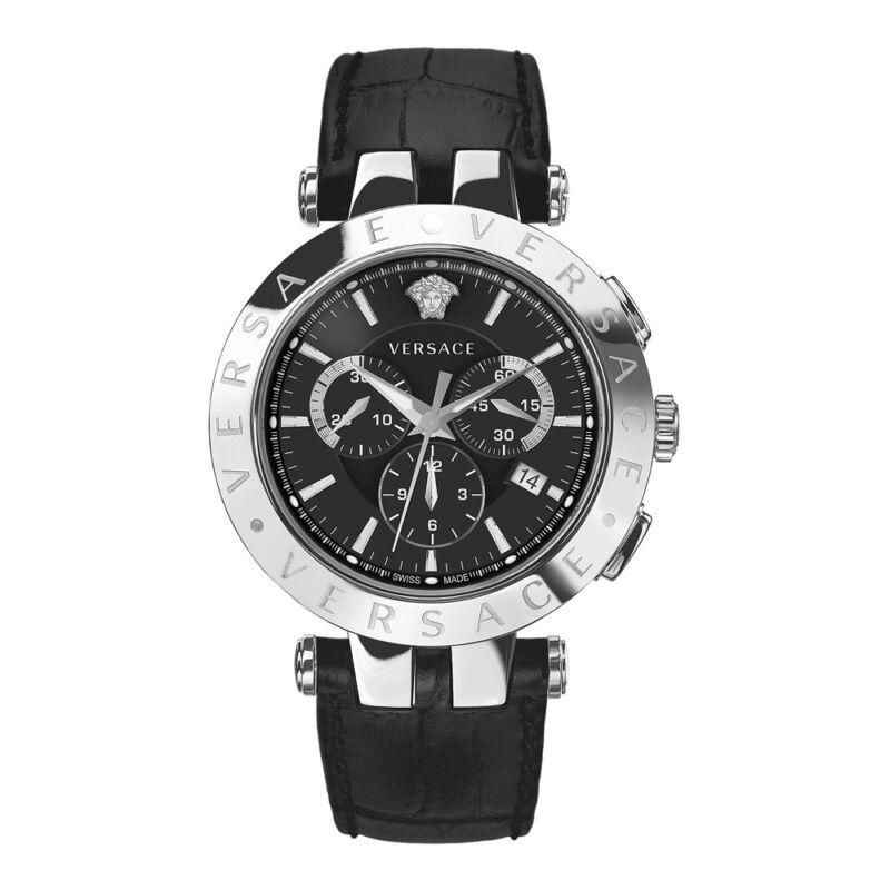 Versace VERQ00520 V-Race férfi karóra Chronograph