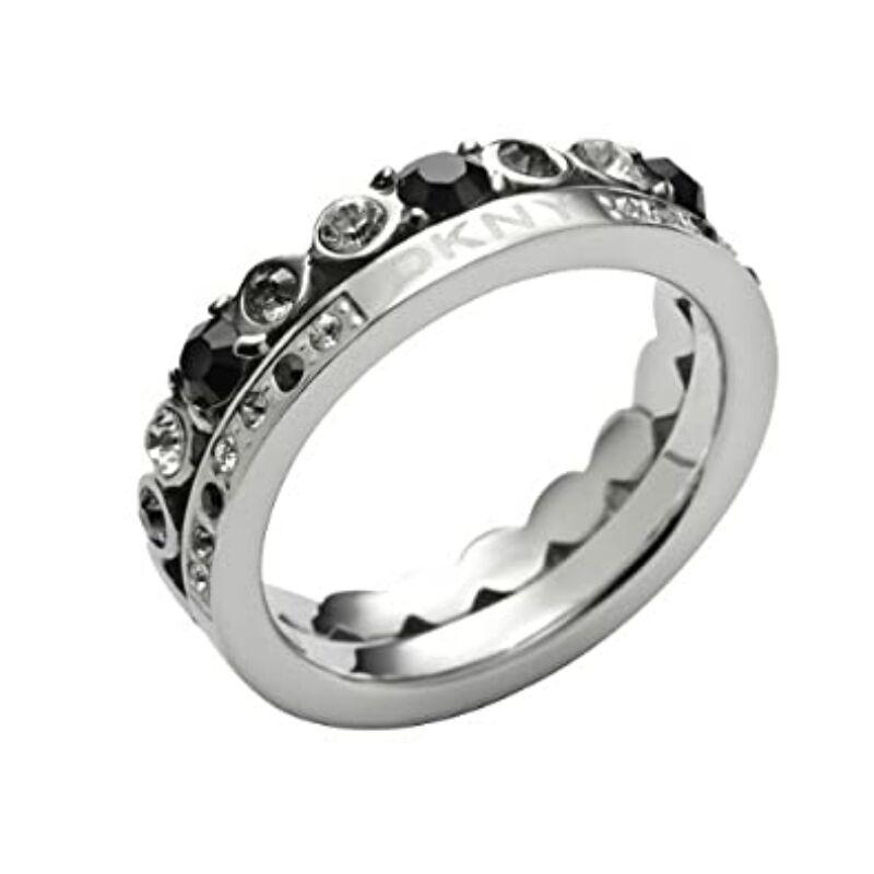 DKNY női gyűrű NJ1535 méret 18-as