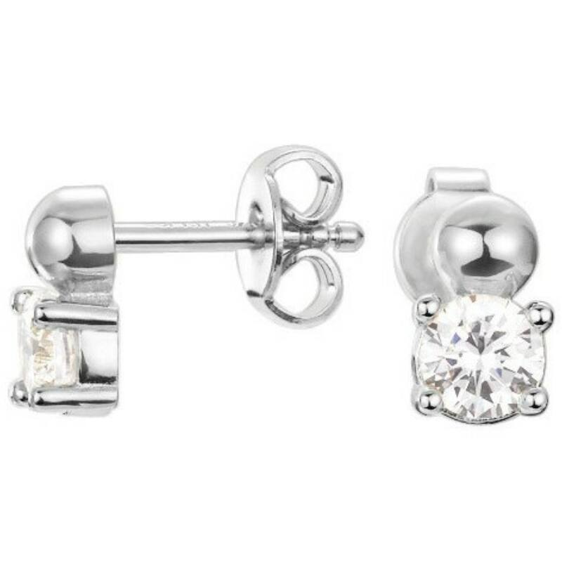 Esprit női fülbevaló ezüst ESER92524A000 Solo Pellet