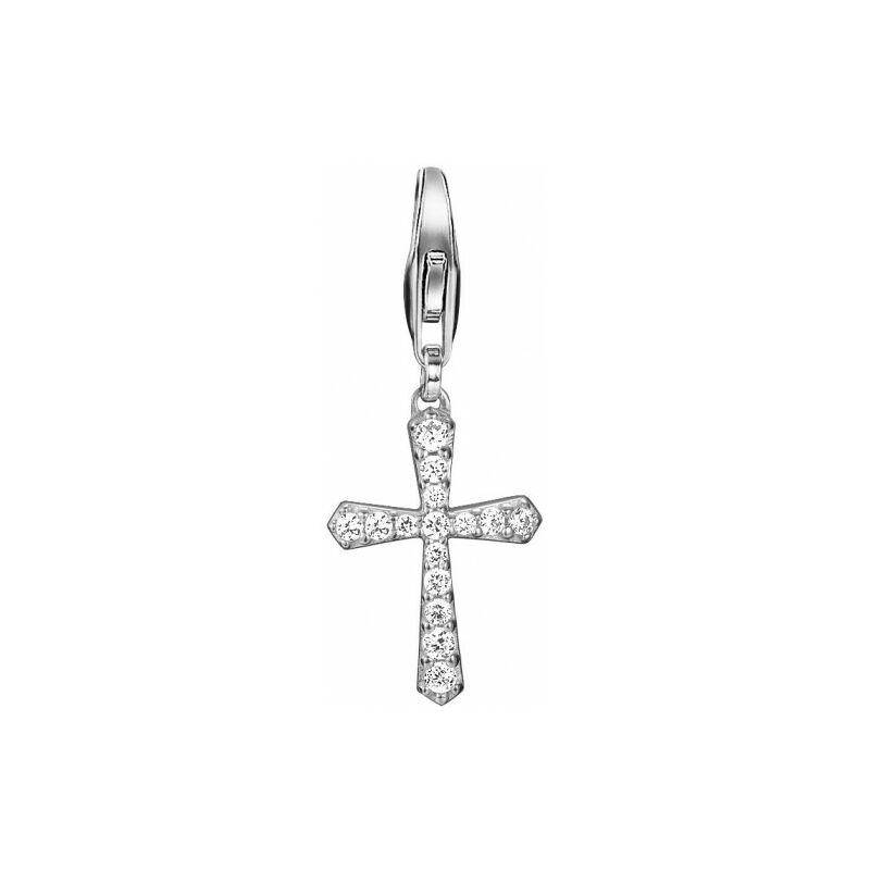 Esprit charm ezüst ESCH91424A Kereszt