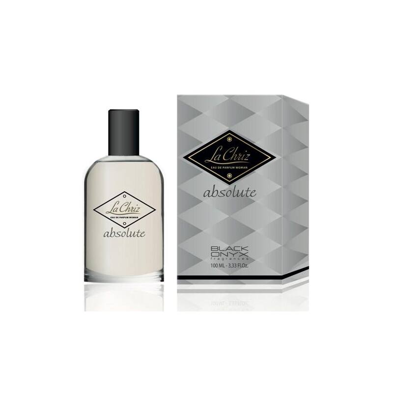 La Chriz  Black Onyx parfüm  Absolute EDP 100 ml