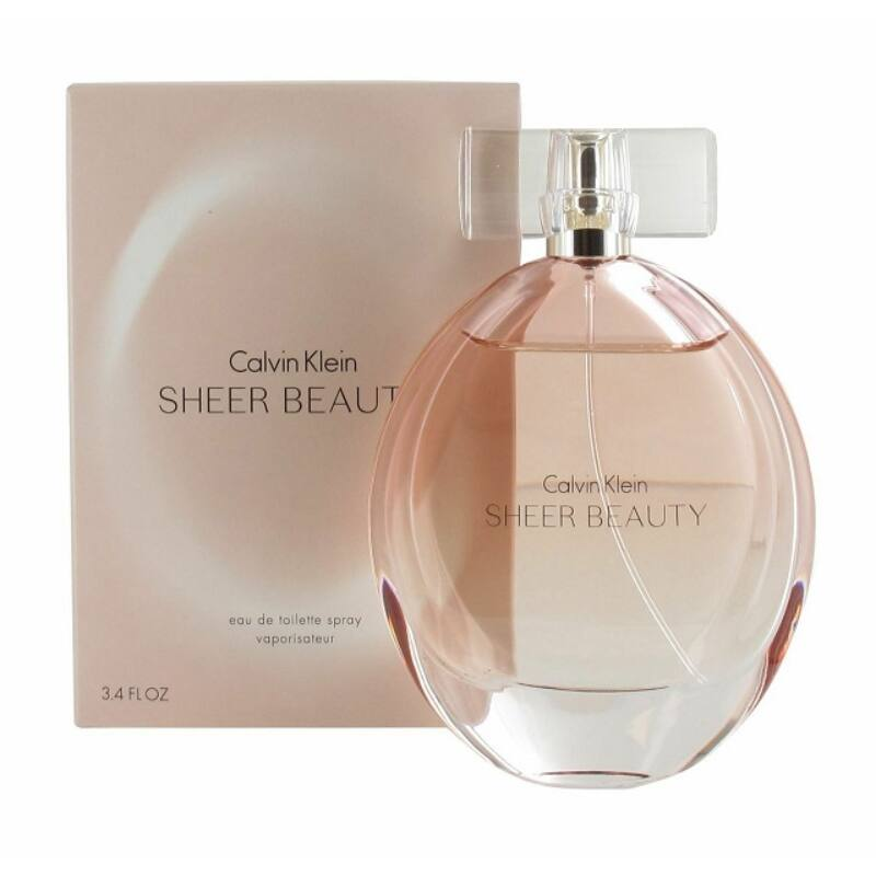 Calvin Klein női Sheer Beauty 100ml Eau de Toilette