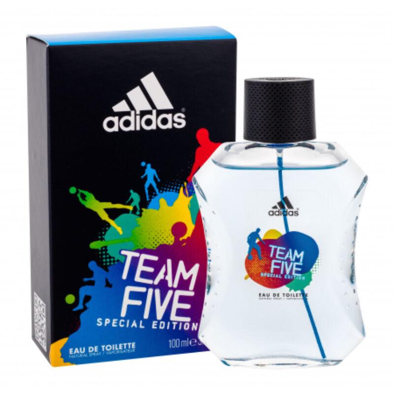 Adidas Team Five Special Edition Férfi EDT 100 ml