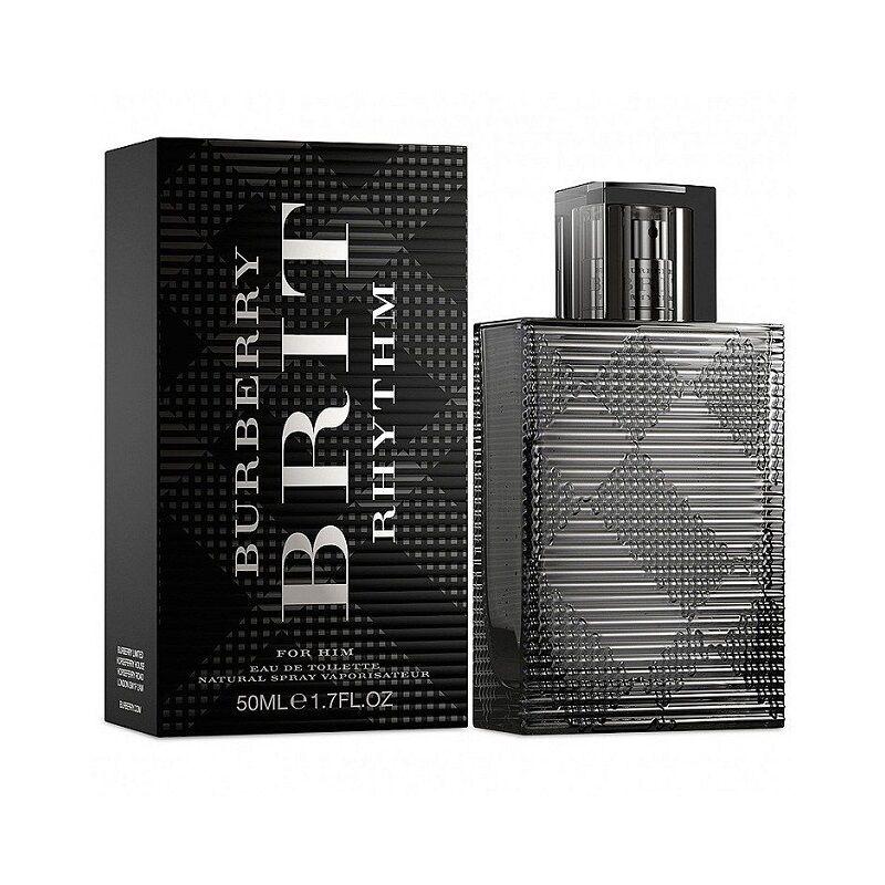 Burberry Brit Rhythm férfi parfüm 50 ml EDT