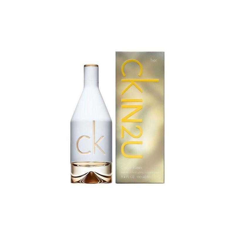 Calvin Klein CK IN2U EDT női 100 ml