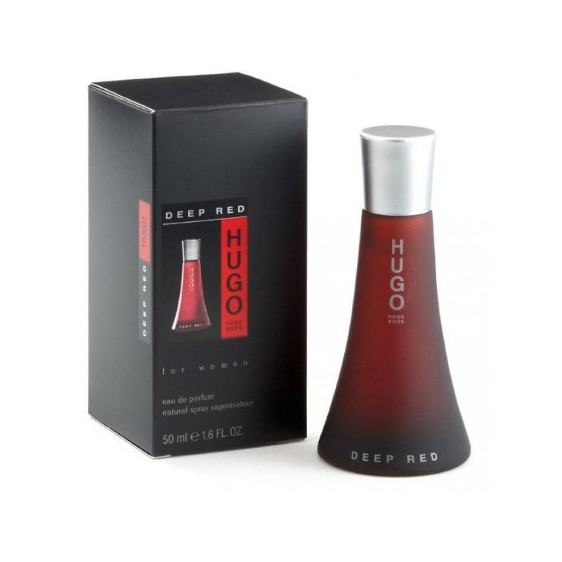 Hugo Boss Deep Red 50 ml női parfüm EDP