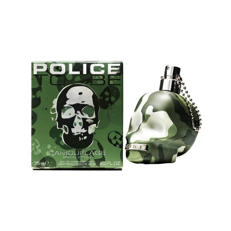 Police Camouflage férfi parfüm EDT 75 ml