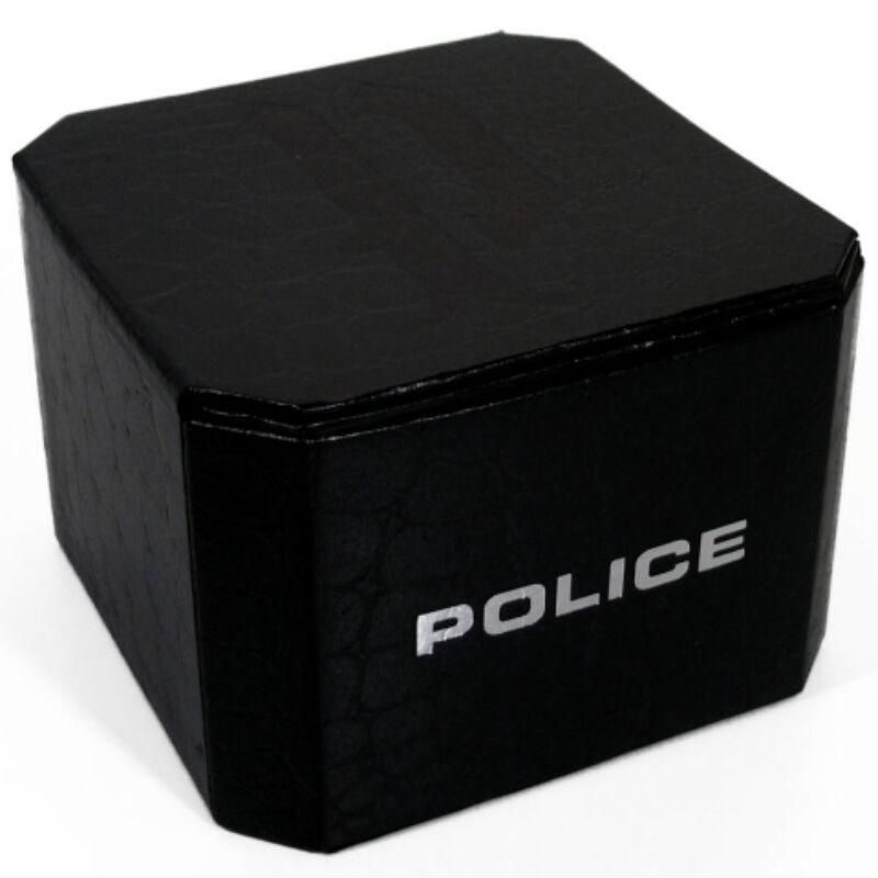 Police férfi karkötő PJ.26401BSUGR/02 Men in Black