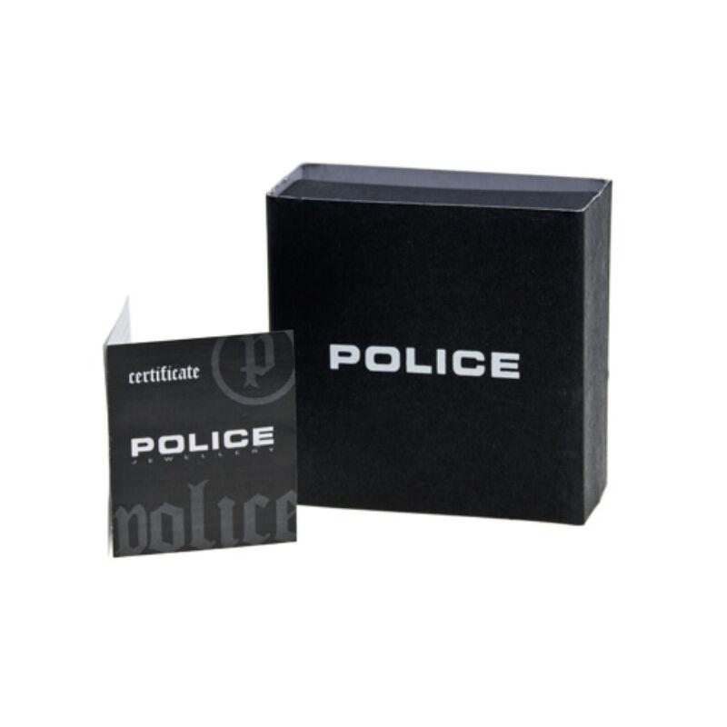 POLICE női férfi karkötő PJ.22653BLC/02-19 SIXPACK unisex