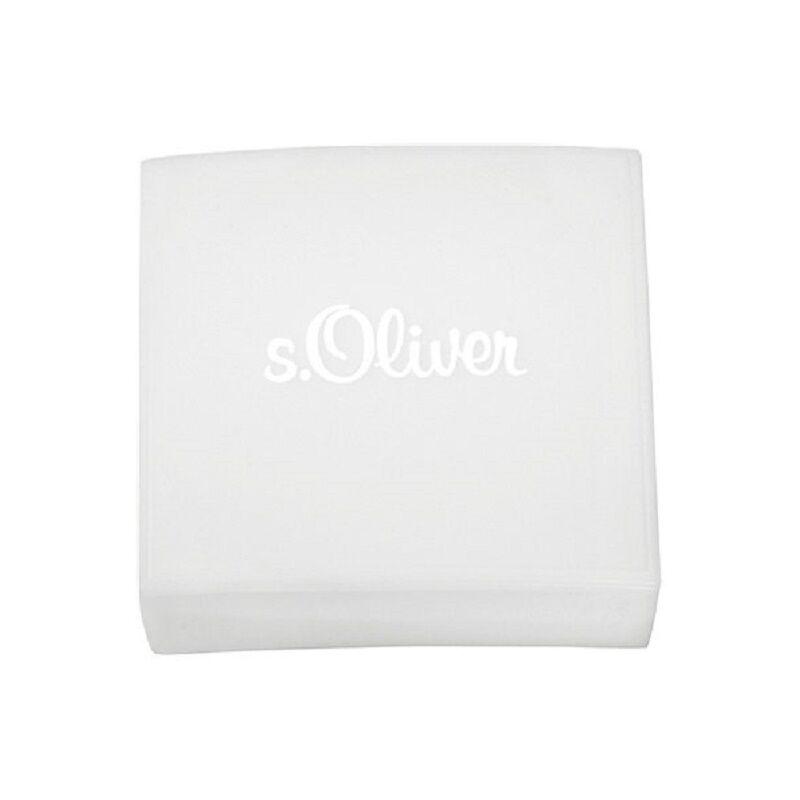 S.Oliver női gyűrű SO898 méret 52 azaz 16.5 mm Swarovski!