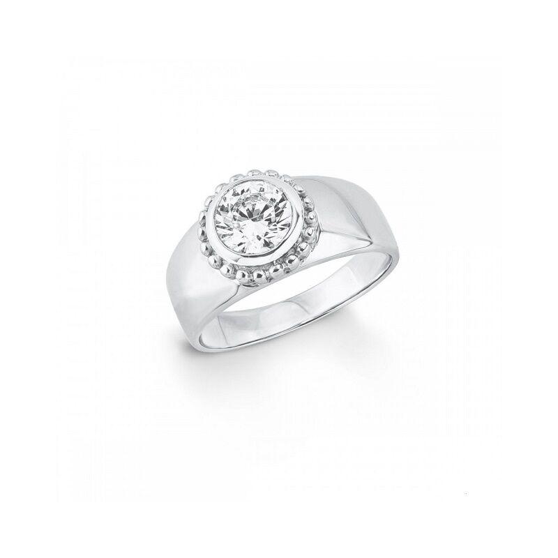 S.Oliver női gyűrű 925 ezüst SO1399, méret 17.1