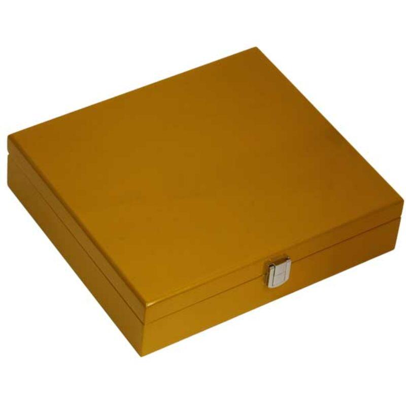 ÓRADOBOZ 10 ÓRÁNAK Yellow