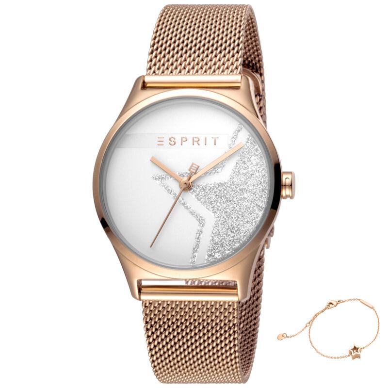 Esprit női karóra ES1L034M0285 ajándék karkötővel
