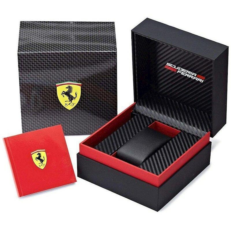 Ferrari férfi karóra Red Rev T 830379