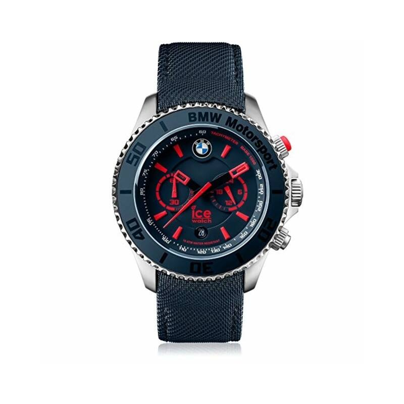 ICE Watch BMW Motorsport Chronograph BM.CH.BRD.B.L.14 férfi karóra 46 mm