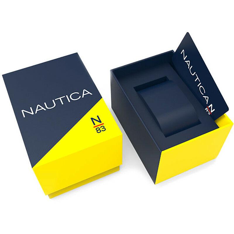 Nautica férfi karóra NAPUSF910 N-83 Urban Surf